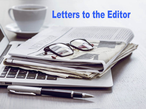 Letters to the Editor: published Nov. 15, 2019 - The Catalina Inslader