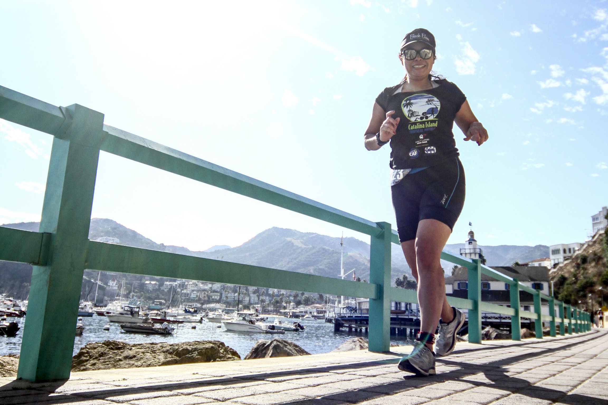 Locals show their competitive spirit - The Catalina Inslader