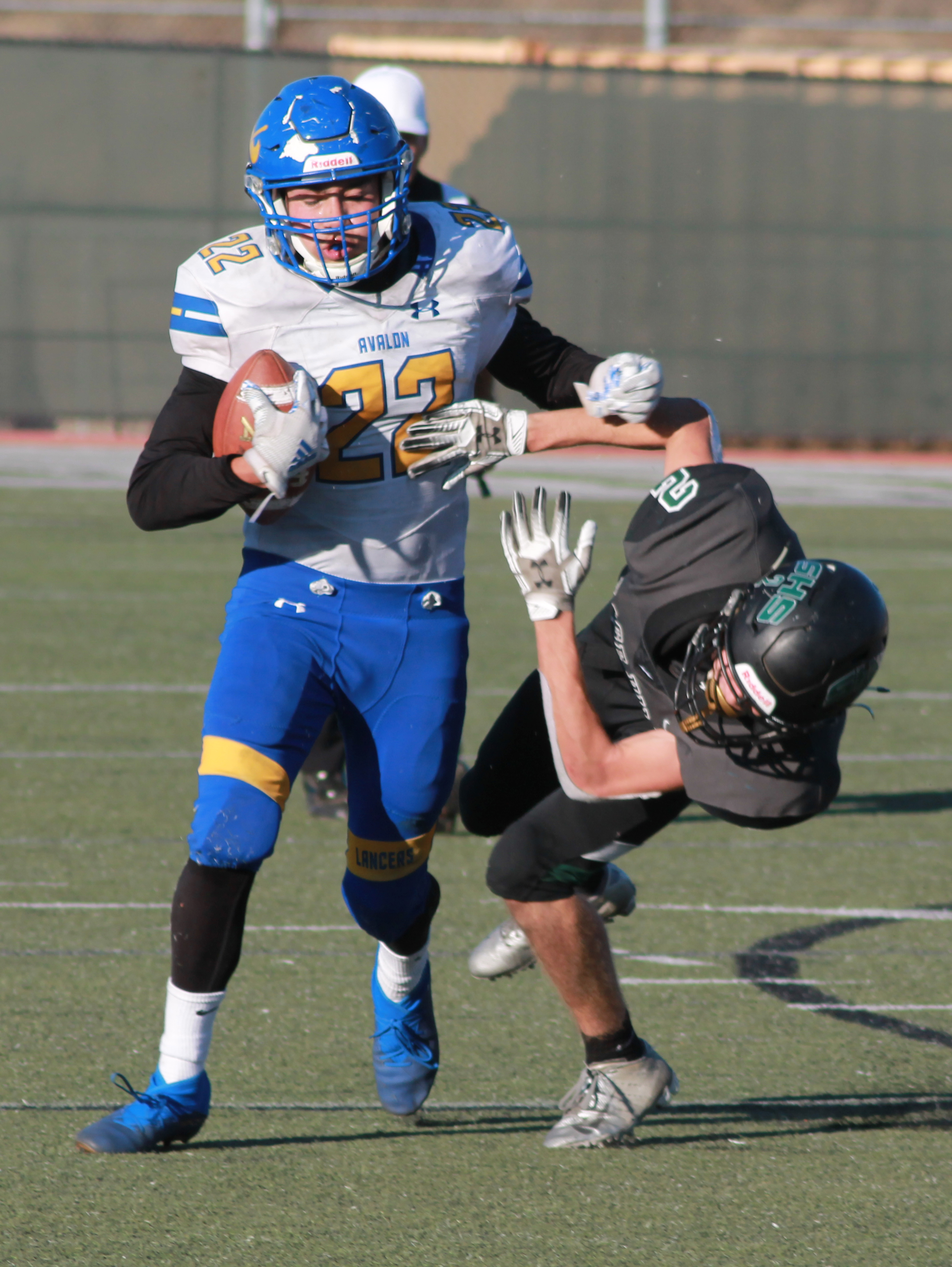 Lancers drop chance at League title - The Catalina Inslader