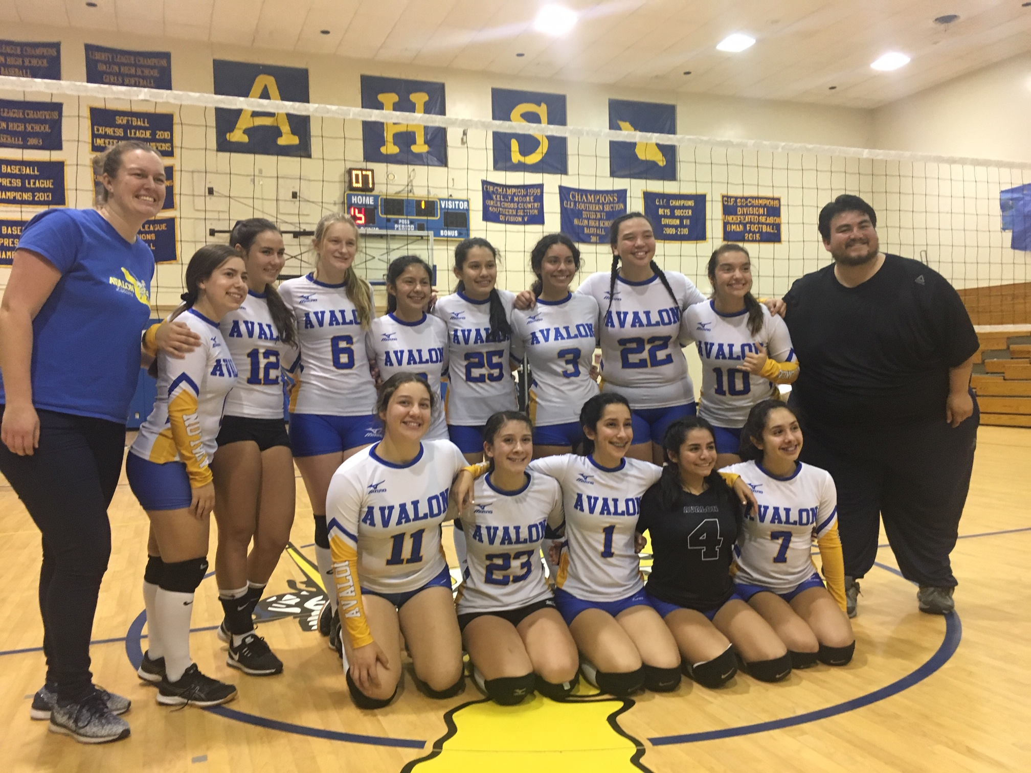Avalon reaches CIF volleyball Finals - The Catalina Inslader